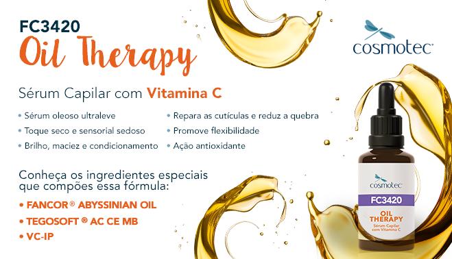 FC 3420 - Oil Therapy