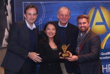 10 veces premiada: Cosmotec es un proveedor calificado por ABIHPEC