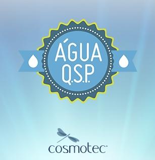 Visite o site da Campanha Água Q.S.P.