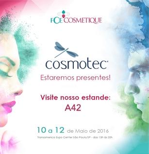 VISITE-NOS NA FCE COSMETIQUE 2016
