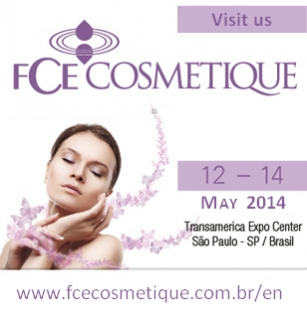 COSMOTEC AT FCE COSMETIQUE 2014