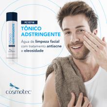 TÔNICO ADSTRINGENTE - para peles oleosas e acneicas